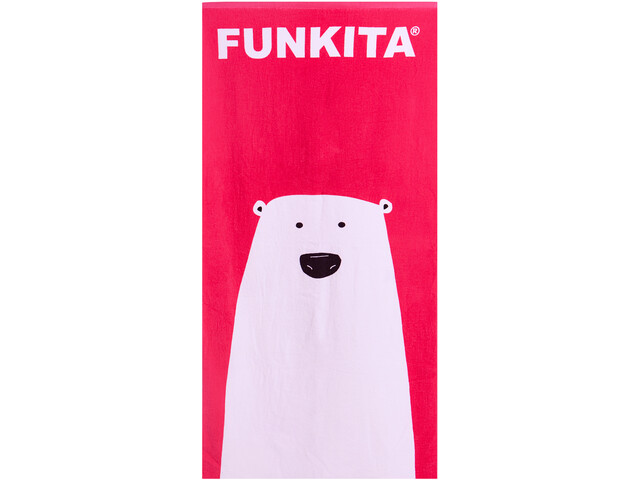 Funkita Towel, stare bear